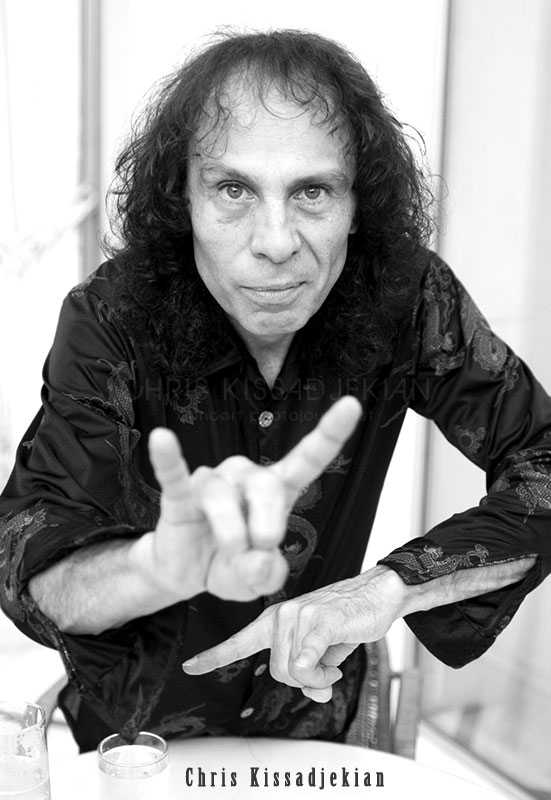 RONNIE JAMES DIO (1942-2010)