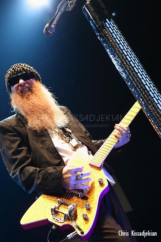 ZZ TOP Concert @ Tae-Kwon-Do, Athens, Greece, October 24th, 2009
